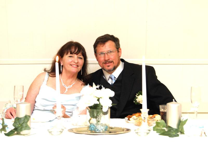 Ann & Jeff Celebrate 20th Wedding Anniversary
